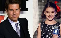 Bị đồn không phải cha ruột, đây là cách đối xử gây tranh cãi của Tom Cruise với con gái Suri suốt 6 năm qua