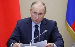 Tổng thống Putin ký lệnh cấm vận chuyển hành khách đến Gruzia theo đường hàng không