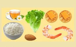 14 thực phẩm giúp bạn dễ ngủ