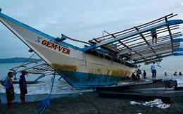Bất ngờ món quà ngư dân Philippines tặng để trả ơn cứu mạng của tàu cá Việt Nam