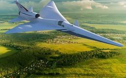 Trong tương lai, bạn có thể được bay xuyên quốc gia bằng loại máy bay siêu thanh mới của Lockheed Martin