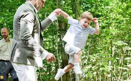 Thêm một Hoàng tử nhỏ khiến người hâm mộ hoàng gia phát cuồng, trở thành đối thủ đáng gờm của George với những điểm ấn tượng