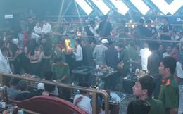 Gần 200 đối tượng sử dụng ma túy trong quán bar lúc nửa đêm