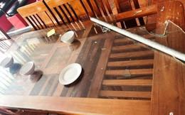 Côn đồ đập phá, tấn công nhân viên nhà hàng ở Thanh Hóa