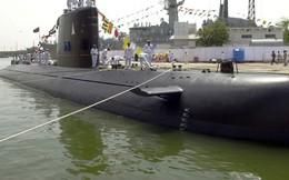 Hải quân Ấn Độ ráo riết săn lùng tàu ngầm Pakistan 'biến mất' 21 ngày