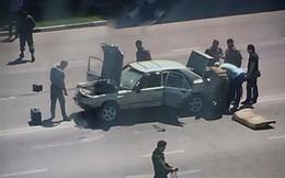 IS nhận gây ra vụ tấn công bằng dao gần dinh Tổng thống Chechnya