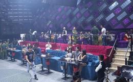 34 nam nữ 'dính' ma túy trong quán Bar ở TP Đồng Xoài