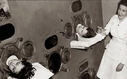 Những bức ảnh tiết lộ những khoảnh khắc kỳ quặc trong lịch sử