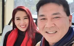 Doanh nhân siêu giàu sáng cửa làm Phó chủ tịch tài chính VFF: Kết hôn với hoa hậu, 'xoay' dễ trăm tỷ trả lương thầy Park