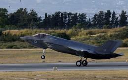 Tiêm kích F-35B của Anh lần đầu tham gia cuộc chiến chống IS