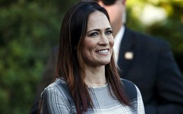 Người phát ngôn của bà Melania trở thành Thư ký báo chí Nhà Trắng