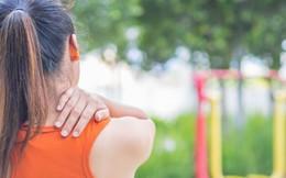 Cảnh giác các nguyên nhân gây đau cột sống cổ