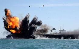 Tập trận giả lập: Mỹ thiệt hại nặng nề nếu để Iran đánh phủ đầu