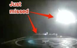 """Tên lửa của SpaceX đáp trượt, phát nổ trong thử nghiệm được Elon Musk đánh giá là """"khó nhất lịch sử"""" công ty"""