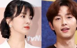 Lời chia sẻ cuối cùng của Song Joong Ki về Song Hye Kyo mà ai cũng ngỡ cặp đôi vẫn đang hạnh phúc