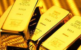 Giá vàng rơi thẳng đứng