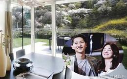 Trước khi ly hôn, cặp đôi Song Joong Ki và Song Hye Kyo đã từng có một 'tổ ấm' xa hoa hơn 200 tỷ ở khu giàu có bậc nhất của Seoul