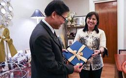 Phó Tổng thống Philippines cảm ơn thuyền viên Việt Nam cứu ngư dân tàu cá bị đâm chìm trên Biển Đông