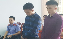 2 tên cướp trạm thu phí Dầu Giây lãnh án nặng
