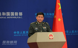Bộ Quốc phòng Trung Quốc nêu quan điểm sai trái về Biển Đông