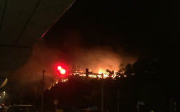 Cháy rừng ở Hà Tĩnh, huy động cả ngàn người tham gia dập lửa, di dời khẩn cấp 100 hộ dân