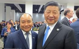 Hình ảnh Thủ tướng tiếp xúc song phương với các nhà lãnh đạo thế giới