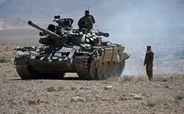 """Vấp phải đợt phản công """"khó nhằn"""", quân đội Syria hứng thương vong lớn ở Hama"""