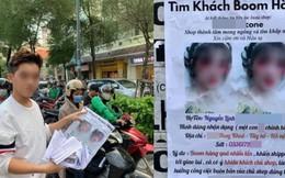 Tranh cãi chuyện cô gái bị in hình lên tờ rơi dán khắp Sài Gòn, chủ shop lên tiếng: Tức vì nhiều lần bị bom hàng nên làm vậy để răn đe!