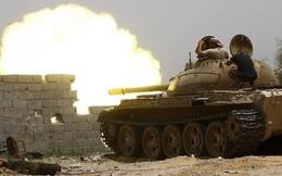 Phe tướng Haftar thua đậm phe GNA: Mất đất, mất binh sĩ