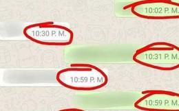 Có một sự ức chế mang tên: Nhắn tin cùng crush nhưng 2 triệu năm sau người ta mới chịu trả lời!