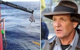 Tìm thấy thông điệp nghi của hành khách MH370