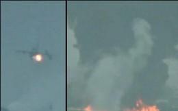 Phi công cắt bom và thùng nhiên liệu cứu máy bay sau sự cố đâm vào chim trời