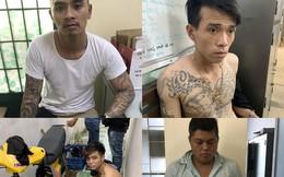 Triệt băng cướp giật đạp người, xịt hơi cay gây án khắp TP.HCM