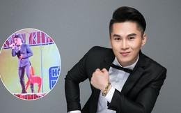 """""""Ca sĩ hội chợ"""" Du Thiên bị khán giả gọi là giang hồ, ném ghế vào người khi đang biểu diễn trên sân khấu Quảng Nam"""