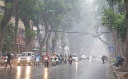 Cả nước đón mưa dông, áp thấp nhiệt đới có thể xuất hiện