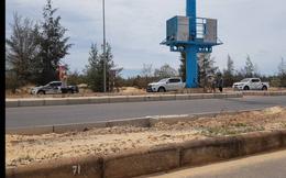 Hàng chục xe bán tải Nissan chặn đường, tổ chức đua xe trái phép ở Quảng Bình
