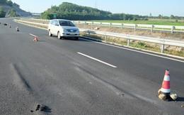 Hằn lún vệt bánh xe trên cao tốc gần 35.000 tỷ đồng: Vì sao đầu tháng hư hỏng, cuối tháng mới khắc phục?