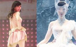 """Angela Baby, Dương Mịch, Nhiệt Ba có lẽ phải """"chạy dài"""" trước """"Thần tiên tỷ tỷ"""" U55 sở hữu nhan sắc và body cực phẩm"""