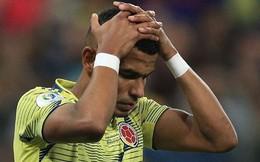 Cúp vô địch Nam Mỹ: Đá hỏng luân lưu 11 mét, hậu vệ Colombia cùng với cả gia đình bị dọa giết
