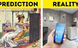 """12 phát minh thời hiện đại đã từng chỉ là sản phẩm """"khoa học viễn tưởng điên rồ"""" không ai nghĩ thành thật trong quá khứ"""