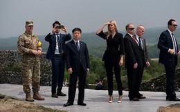 """Ái nữ của ông chủ Nhà Trắng là """"quân bài chiến lược"""" tại Triều Tiên?"""