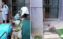 Đang nướng khoai trước cửa nhà, người đàn ông thiệt mạng vì bình chữa cháy từ 'trên trời rơi xuống'