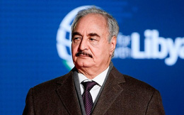 Tổng thống Thổ Nhĩ Kỳ gọi Tướng Haftar của Libya là hải tặc