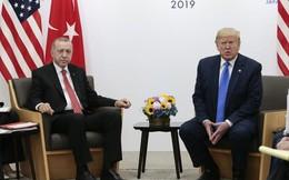Tổng thống Thổ Nhĩ Kỳ: Mỹ không giao F-35 là ăn cướp