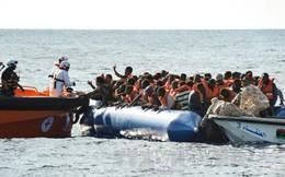 Đắm tàu ngoài khơi Tunisia, 82 người mất tích