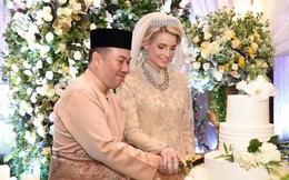 Sau hơn 2 tháng kết hôn với Thái tử Malaysia, nàng dâu thường dân người nước ngoài giờ ra sao khi bị dư luận phản đối?