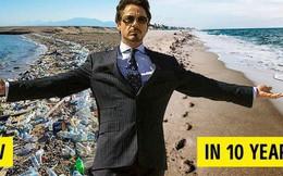 Kế hoạch giải cứu Trái đất trong 10 năm của Robert Downey Jr - Iron Man từ phim bước ra đời là đây chứ đâu