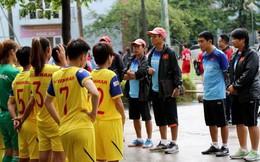 Tuyển Việt Nam chuẩn bị đến Thái Lan chinh phục giải nữ Đông Nam Á 2019