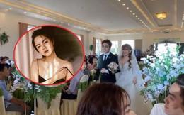 Phạm Quỳnh Anh chúc mừng đám cưới tại Đà Lạt của bạn thân, Thu Thủy đáp lễ: 'Rồi bạn cũng lên xe hoa nha'
