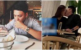 Thiếu gia Bảo Hưng có động thái bất ngờ sau khi bị đồn lộ ảnh hôn Hoa hậu Đỗ Mỹ Linh trong quán cafe
